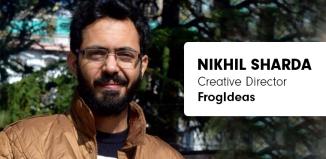 Nikhil Sharda FrogIdeas
