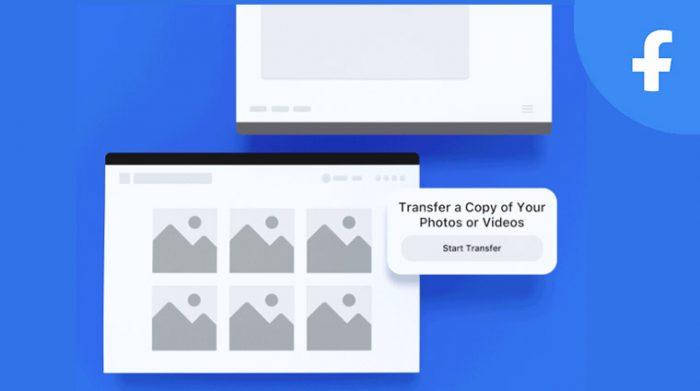 Facebook transfer tool