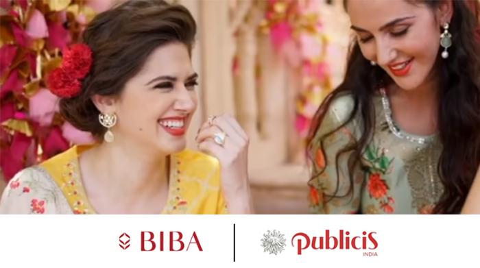 BIBA and Publicis India