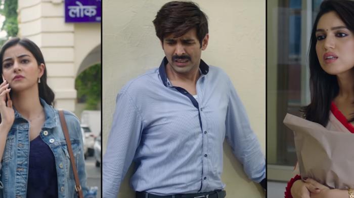 Pati Patni Aur Woh Movie marketing