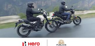 Publicis Media and Hero MotoCorp