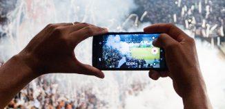 Football social media