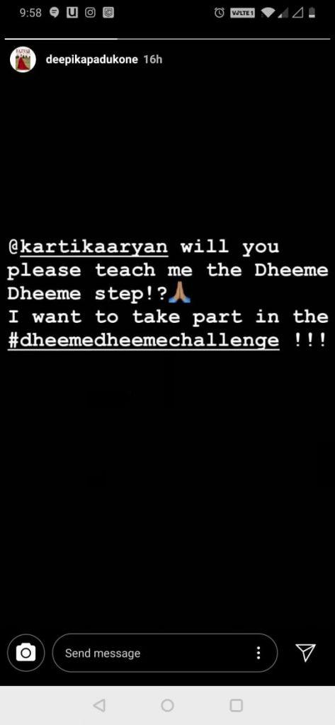 Pati Patni Aur Woh #DheemeDheemeChallenge 1