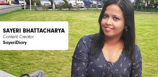 Sayari Bhattacharya SayariDiary