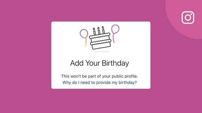 Instagram age verification