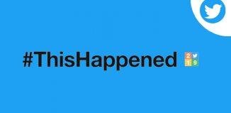 Twitter #ThisHappened