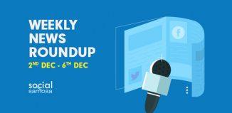 Social media news Round-uo