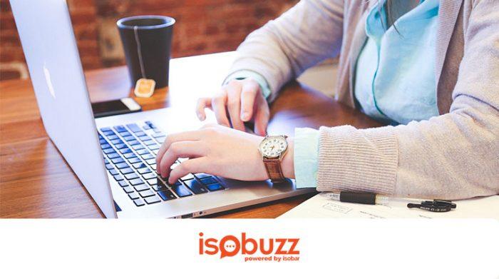 Isobuzz by isobar India