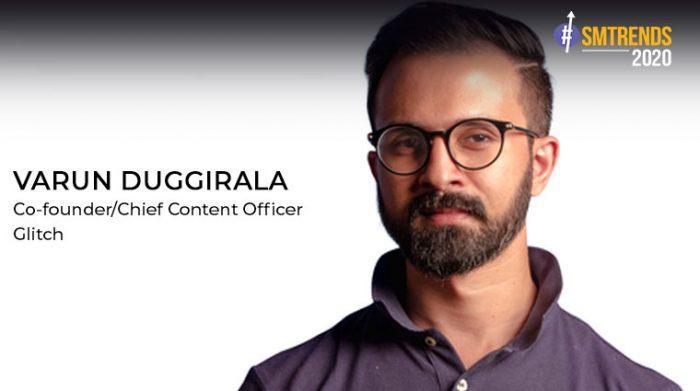 Varun Duggirala Digital trends