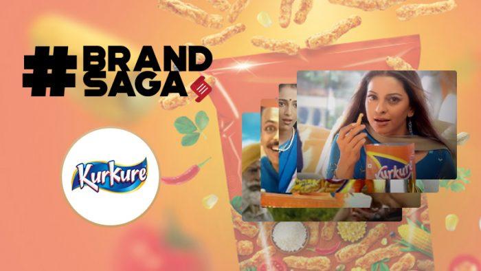 Kurkure advertising journey