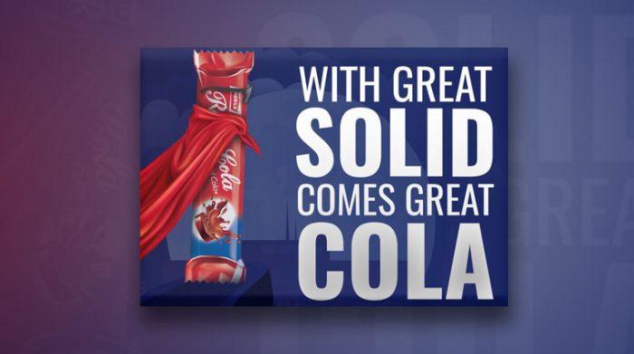 Rola Cola return