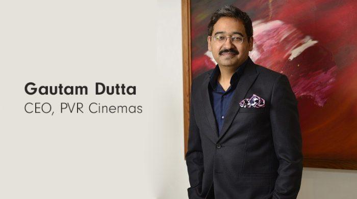 Gautam Dutta PVR Cinemas
