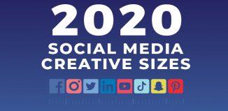 Social Media Creative Sizes