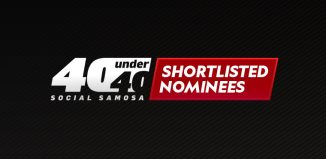 40 under 40 shortlisted nominees