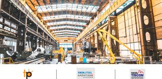 Team Pumpkin and Tata Steel