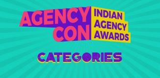 Indian Agency Awards 2020 orAgencyCon Categories