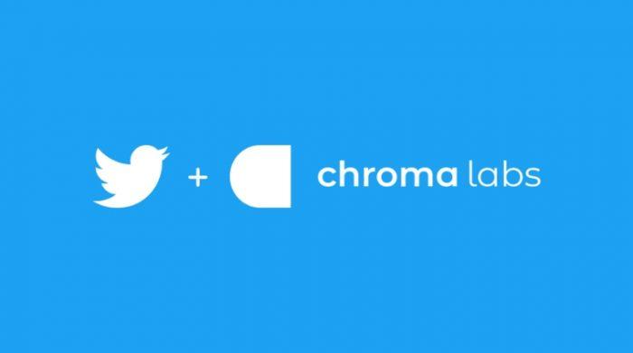 Twitter Chroma Labs