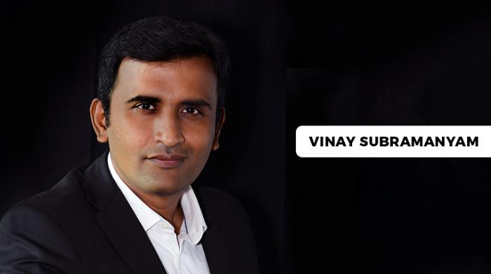 Vinay Subramanyam interview