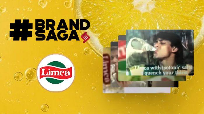 Limca advertising journey.