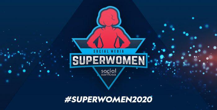 #Superwomen2020 Curtain Raiser