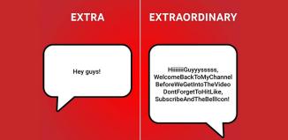 #ExtraFormat brand posts