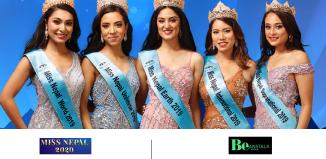 Miss Nepal and Beanstalk