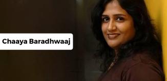 BC Web Wise Chaaya Baradhwaaj