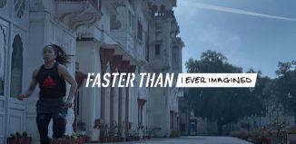 #FasterThan