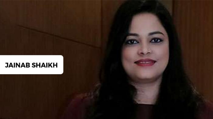 Jainab Shaikh Finance Brands