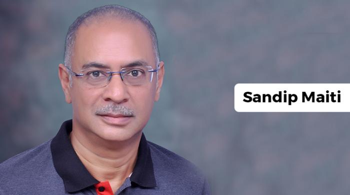 Sandip Maiti on Survival of Indian Agencies