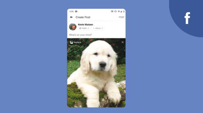 Facebook 3D feature