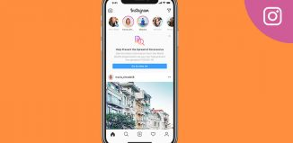 Instagram coronavirus updates