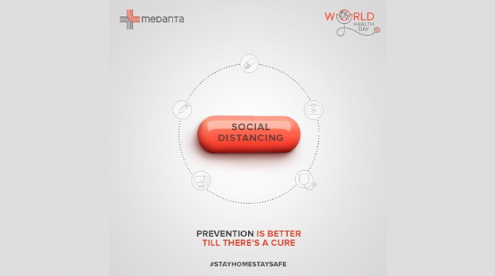 World Health Day brand posts