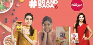 Kellogg's India advertising journey