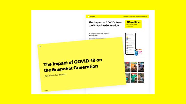 Snapchat COVID-19 Business