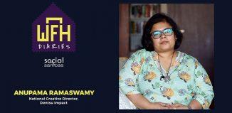 WFH Diaries Anupama Ramaswamy