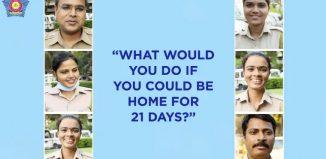 Mumbai Police 21 days