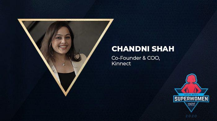 Superwomen 2020 Chandni Shah