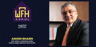 WFH Diaries Ashish Bhasin