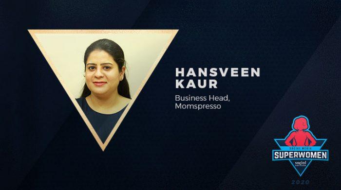 Superwomen 2020 Hansveen Kaur