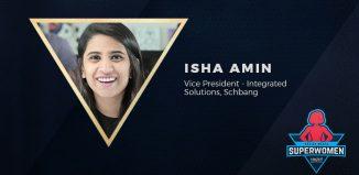 Isha Amin Superwomen 2020