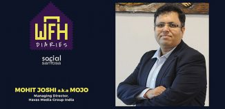 WFH Diaries Mohit Joshi