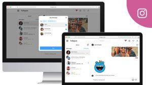 Now Watch Instagram Live Send Dms On Desktop Internet