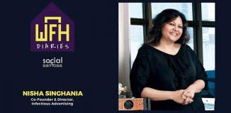 Nisha Singhania WFH Diaries