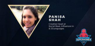 Superwomen 2020 Panisa Shah