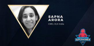 Sapna Arora OLX India