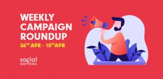 social media campaigns round up april 2nd week 2020