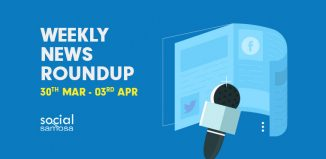 social media news- April 1st week