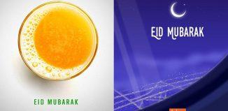 Eid brand creatives
