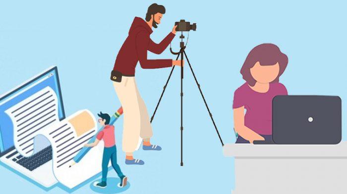 digital storytelling in COVID